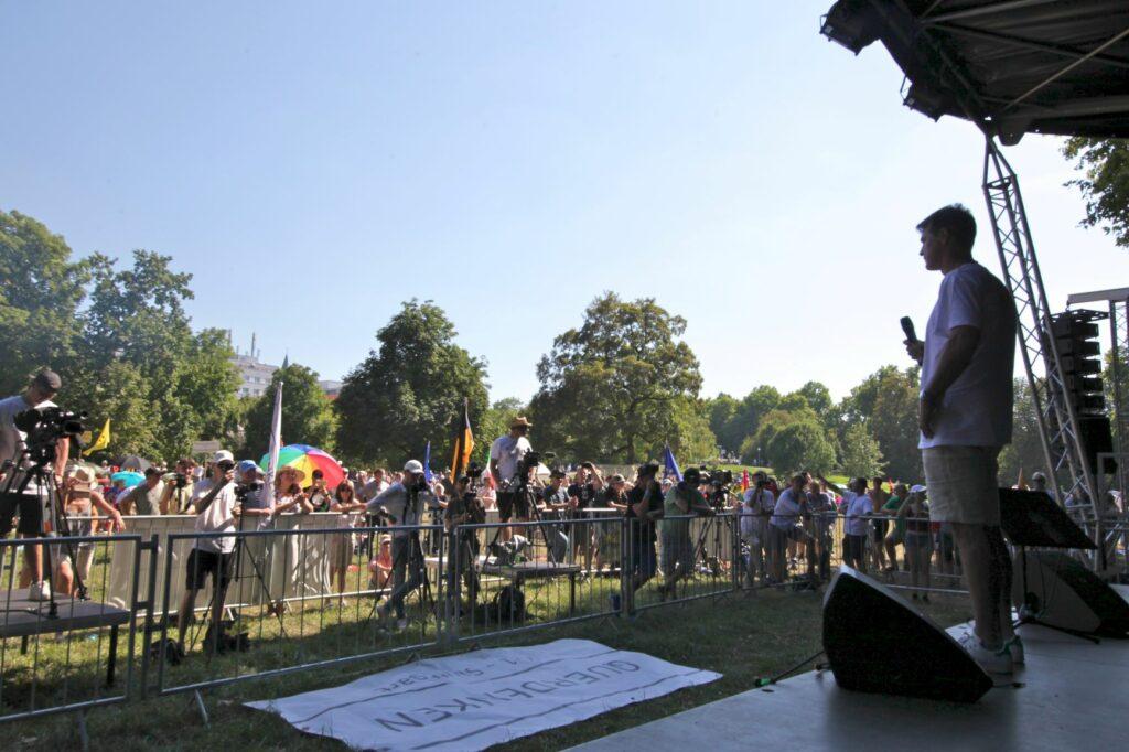 08.08.2020 Unterer Schlossgarten, Stuttgart